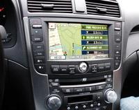 Automotive Navigation System