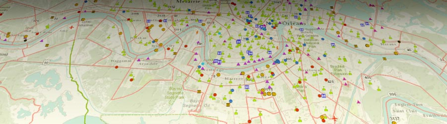 GPS gov: Survey & Mapping Applications