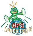 GPS Adventures logo
