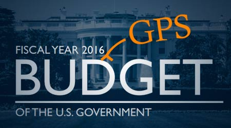 Fiscal Year 2016 GPS Budget of the U.S. Government